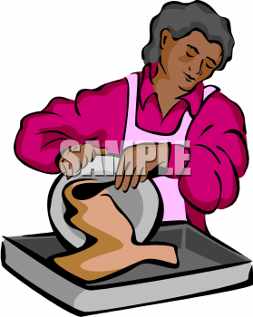 The Clip Art Directory Baking Clipart Illustrations