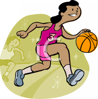 basketball court clipart. Basketball Clip Art Image