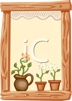 Window Frame Clipart