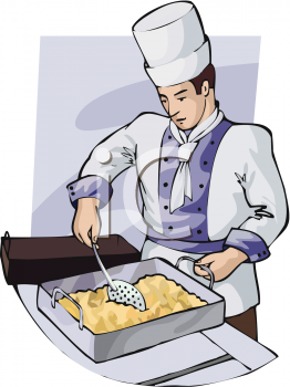 Cooking Clip Art Image Cook2 010624 Tnb