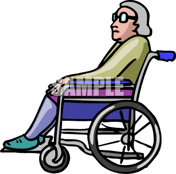 Clipart Guide - Wheelchair Clipart, Clip Art Illustrations, Images